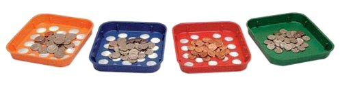 MMF Industries Speed Sort Coin Sorting Trays