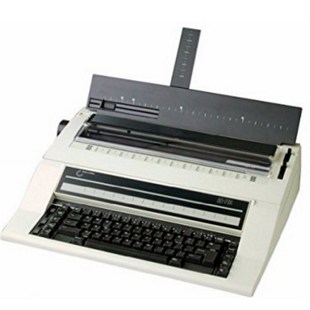 Best Electronic Typewriter Reviews Of 2019 At Topproducts Com