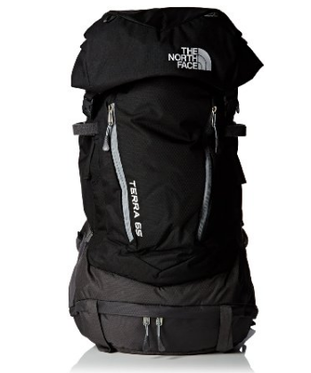 The North Face Terra 65 Exploration Pack – 65 Liter Capacity