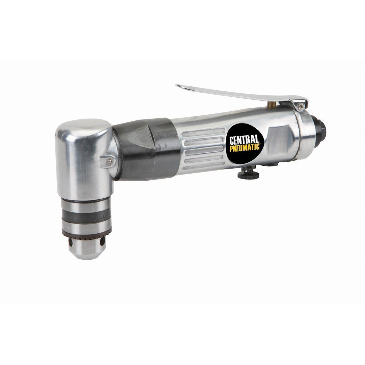 Central Pneumatic 3/8-Inch Air Angle Drill