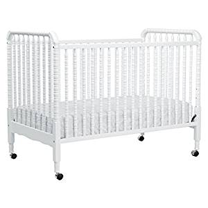 DaVinci Jenny Lind 3-in-1 Convertible Crib – Available in 9 Colors