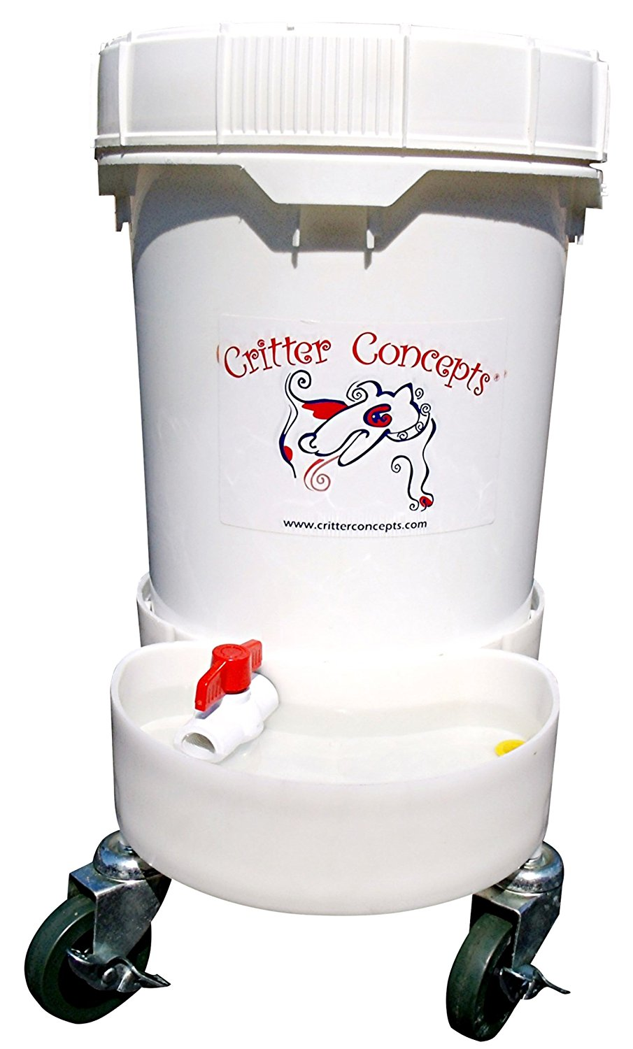 Critter Concepts Automatic Dog Waterer