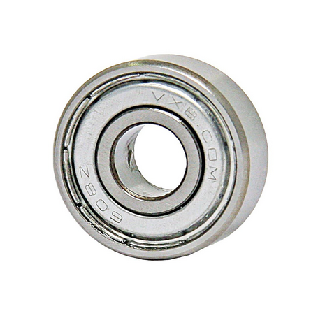 VXB Pack of 10 Shielded Miniature 8 x 22 x 7mm Small Ball Bearings