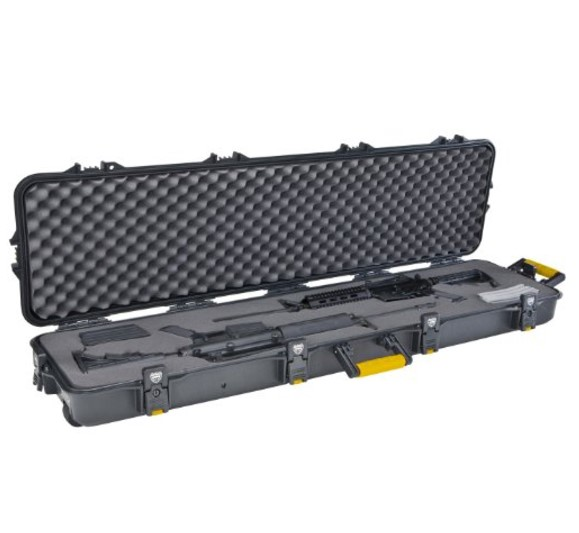Plano Double Scoped Rifle Case