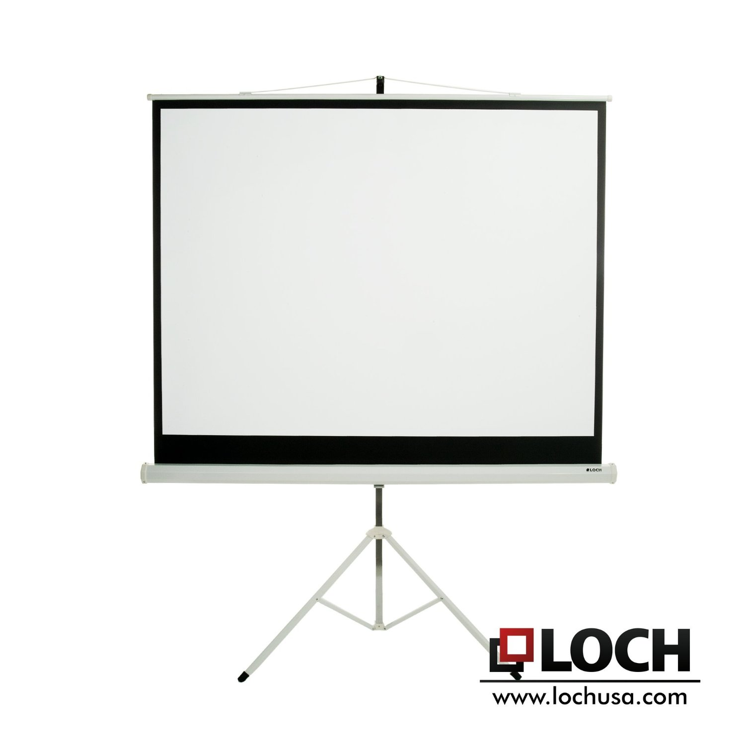 Loch TS 100 Portable Projection Screen