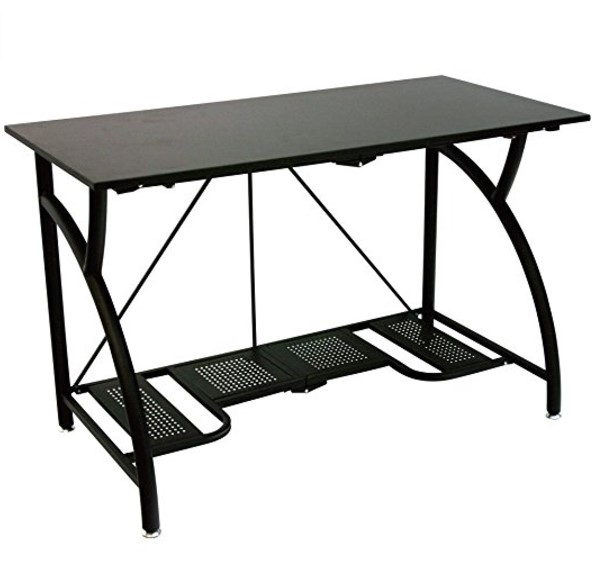 Origami RDE-01 Computer Desk that Folds Flat