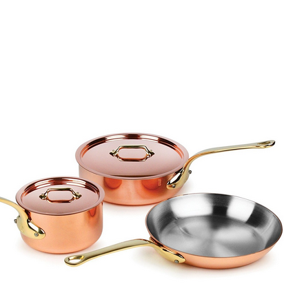 Mauviel M'heritage Cookware Set