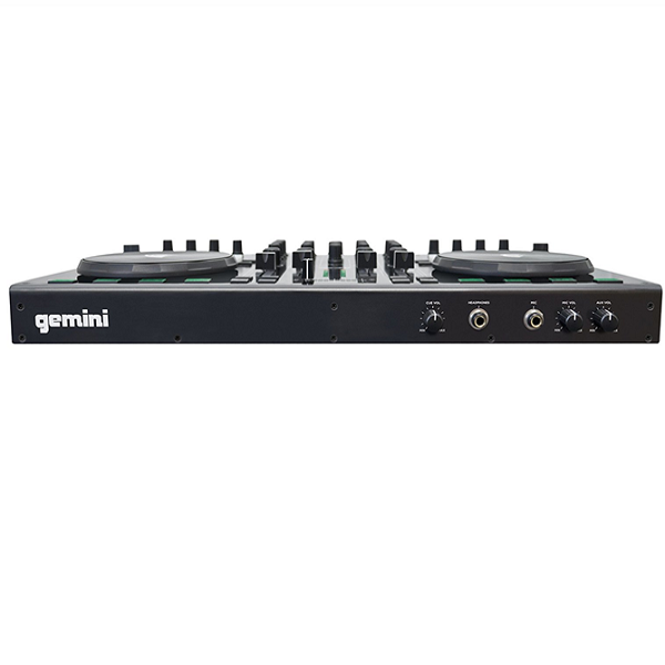 Gemini GV-Series Virtual DJ Controller