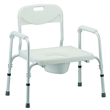 Nova Medical Products Heavy-Duty Commode