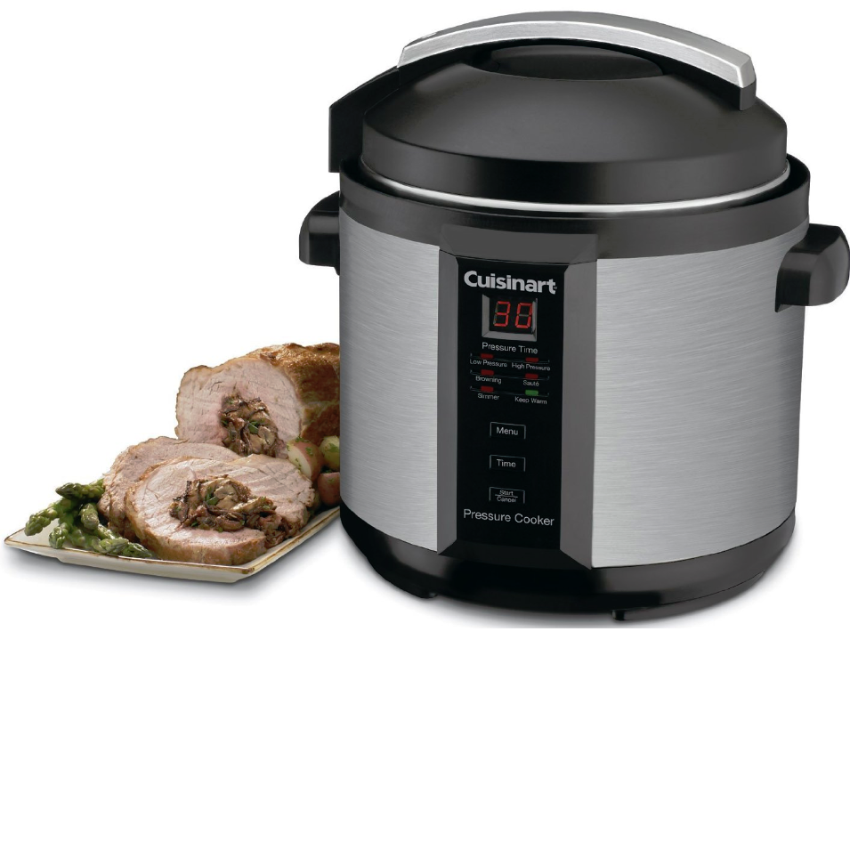 Cuisinart 6 Quart Electric Pressure Cooker