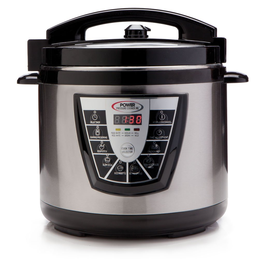 Original Power Pressure Cooker XL by Eric Theiss