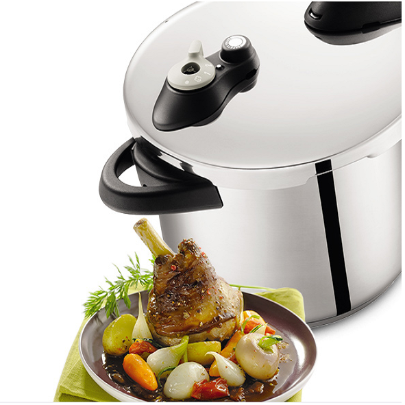 T-fal Ultimate Pressure Cooker – Three Sizes