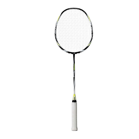 Franklin Sports Elite Performance Professional Badminton Racket with Carbon Shaft and Frame - Advanced Performance Grip