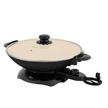 Oster Dura-Ceramic Electric Wok