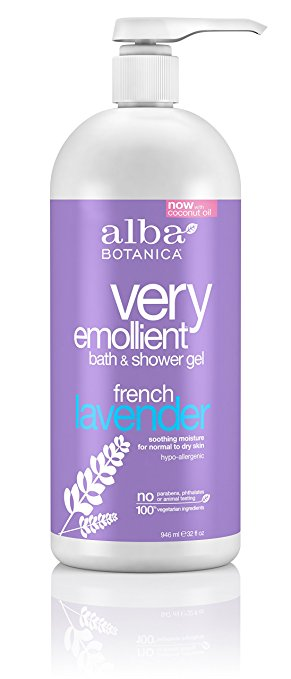 Alba Botanica® Very Emollient Bath and Shower Gel - Available in 2 Scents