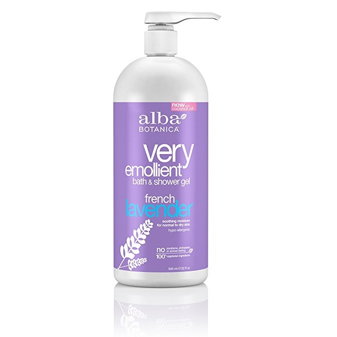 Alba Botanica® Very Emollient Shower Gel