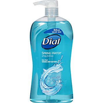Dial Clean Rinse Shower Gel