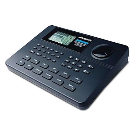 Alesis Classic 24-Bit Stereo Electronic Drum Machine with Dynamic Articulation – Available with 100 or 200 Patterns