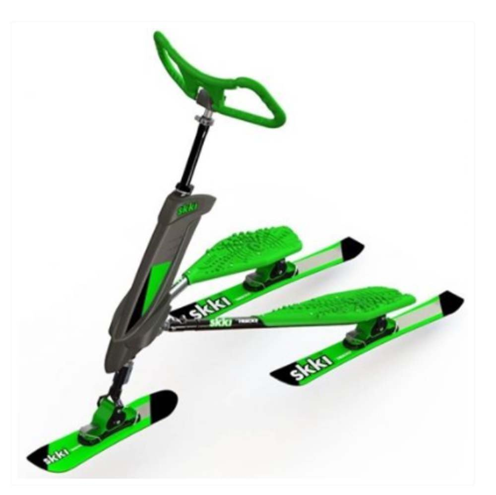 Trikke Skki Carving Snow Scooter