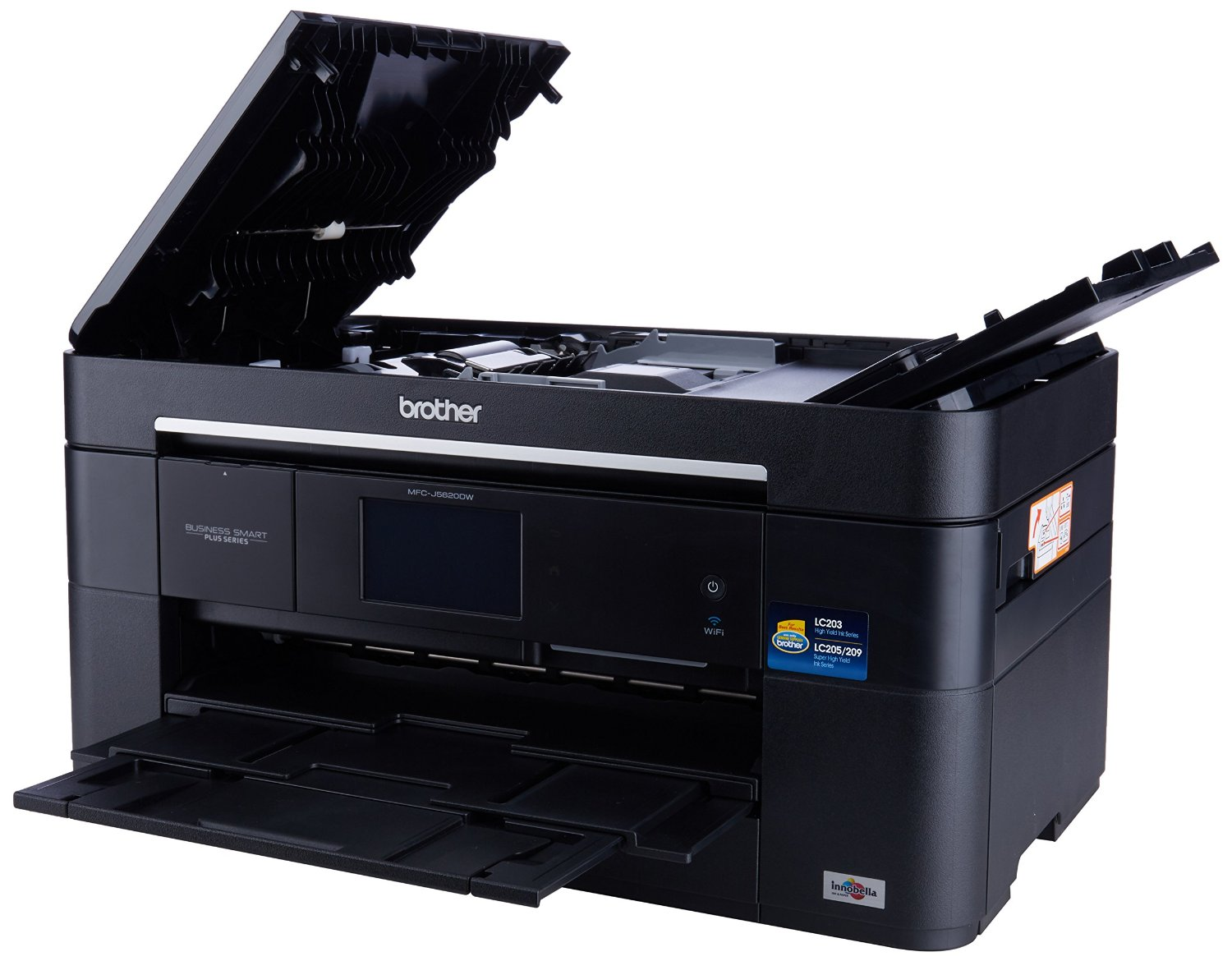 Brother Business Smart™ Plus All-in-One Inkjet – Wireless Color