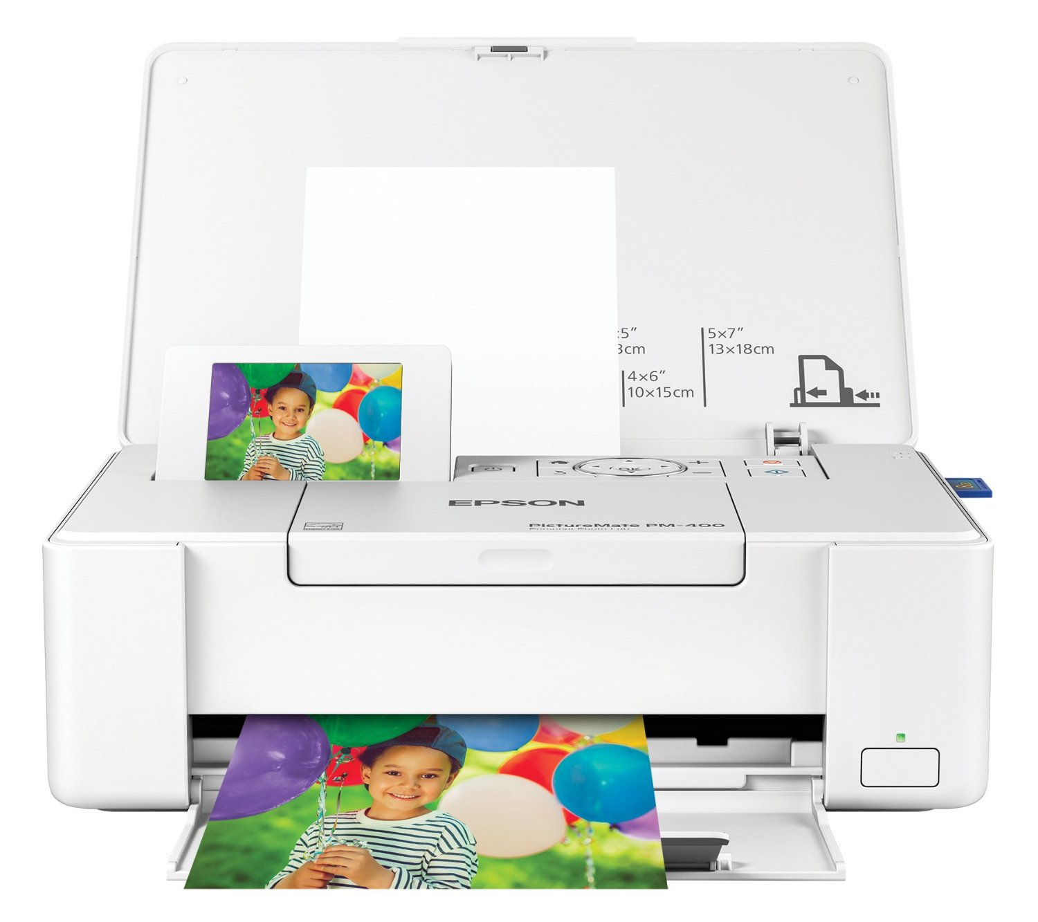 Epson PictureMate Personal Photo Lab Color Printer