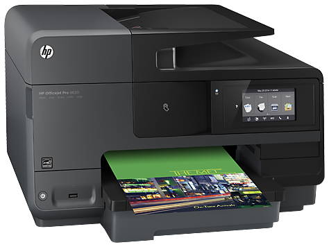 HP Officejet Pro 8620 – Color Printer, Fast Printing Speed & NFC Wireless Support