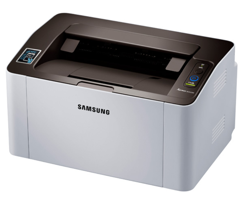 Samsung Wireless Monochrome Printer - SL-M2020W/XAA