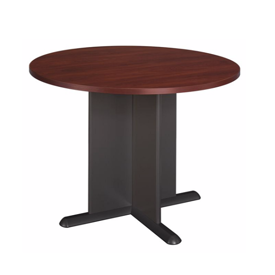 "Bush Furniture 42"" Round Conference Table"
