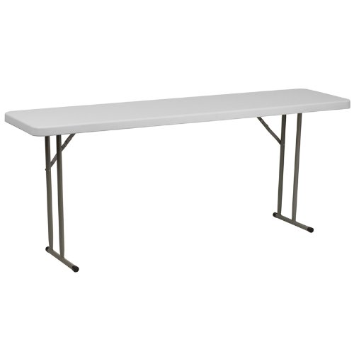 Flash Furniture Plastic Folding Conference Table