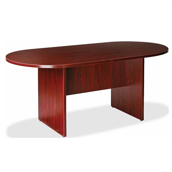 Lorell 87000 Series Oval Conference Table