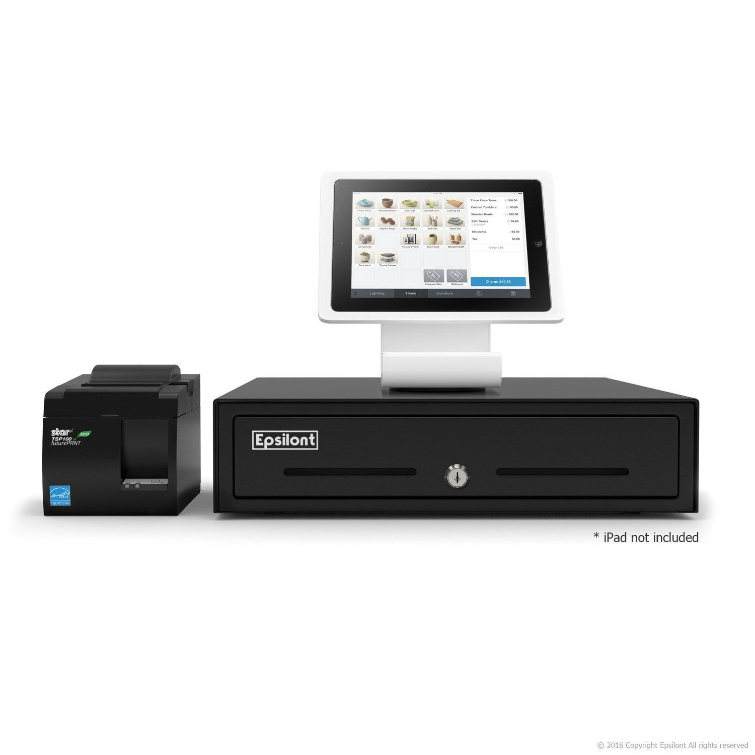 Epsilont Square POS Bundle