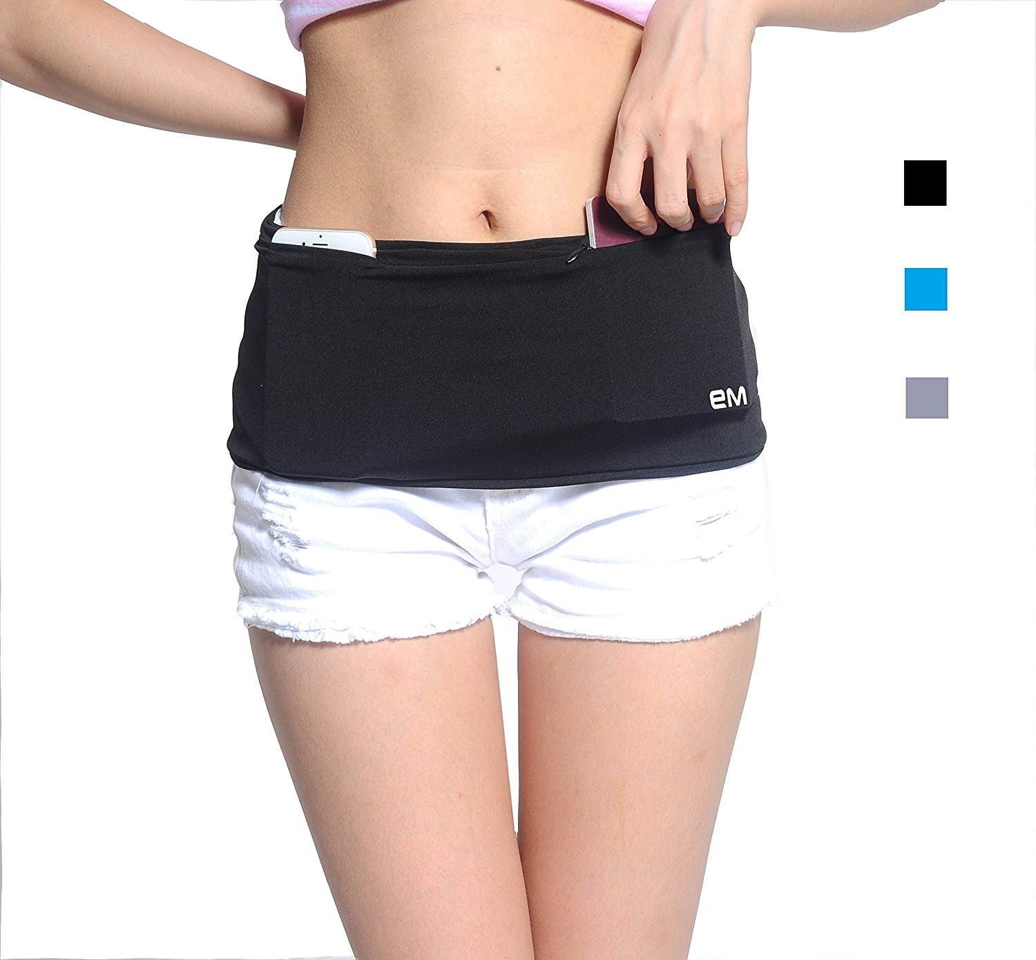 Eazymate Fashion Running Money Belt