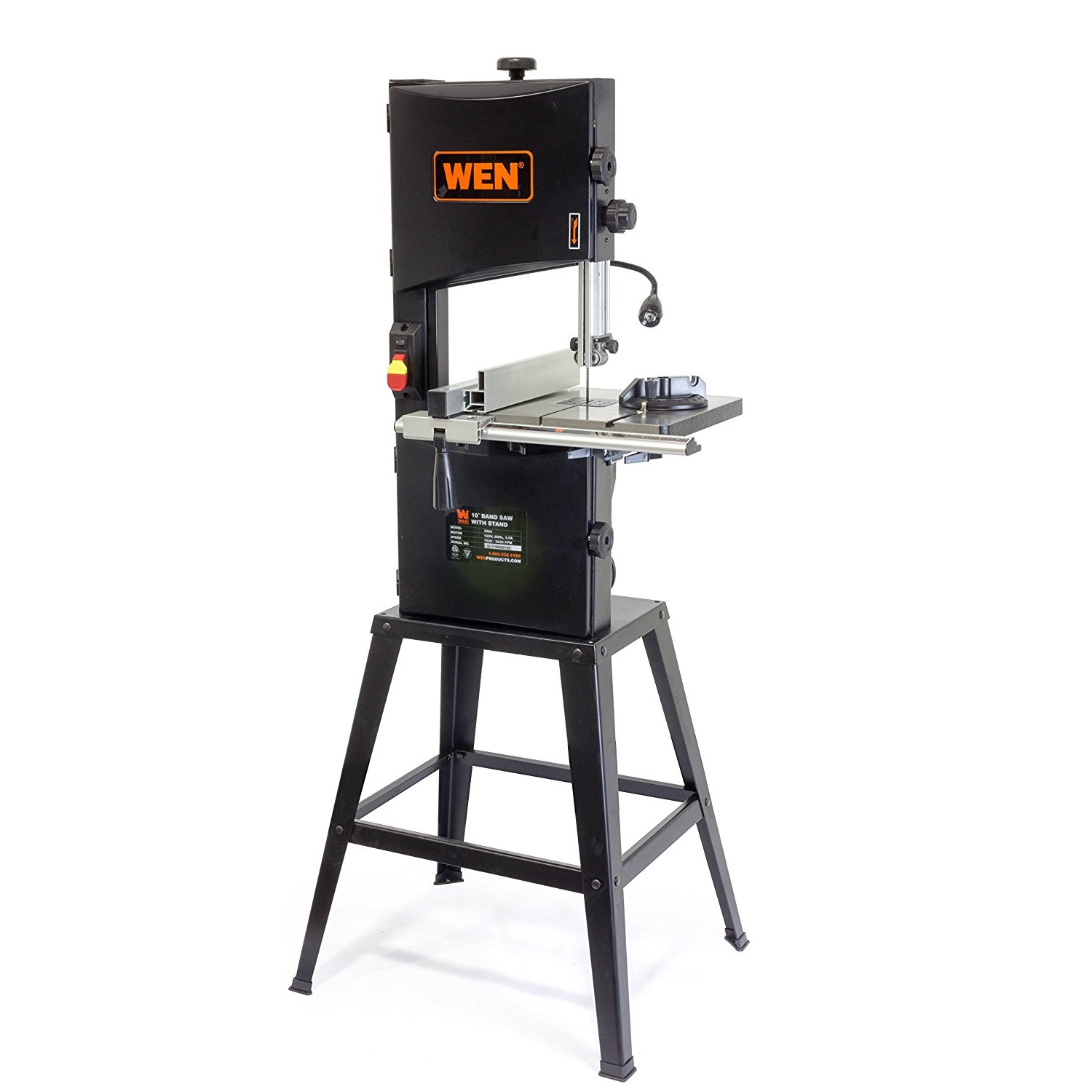 WEN Two-Speed Band Saw