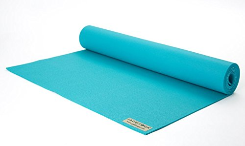 Jade Harmony Professional 3/16-Inch Yoga Mat – Two Sizes