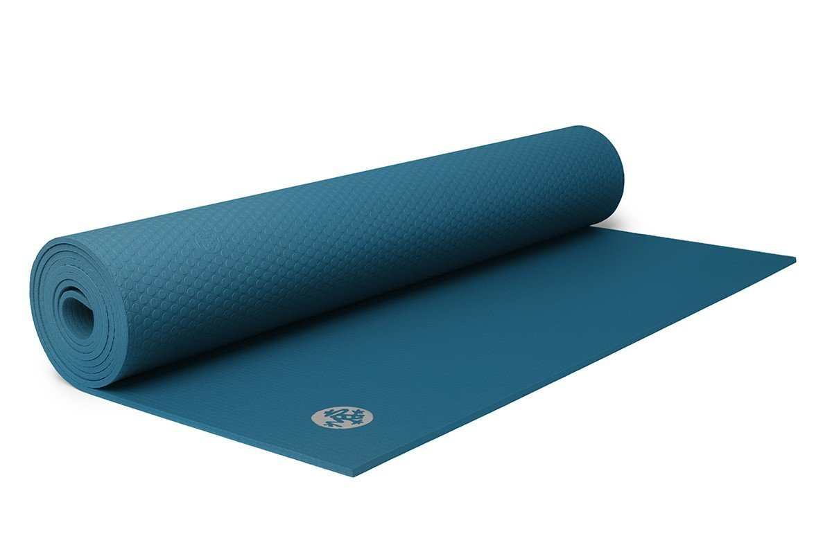 Manduka PROlite Yoga and Pilates Mat – Lightweight, Available in Wide Variety of Colors and Two Sizes