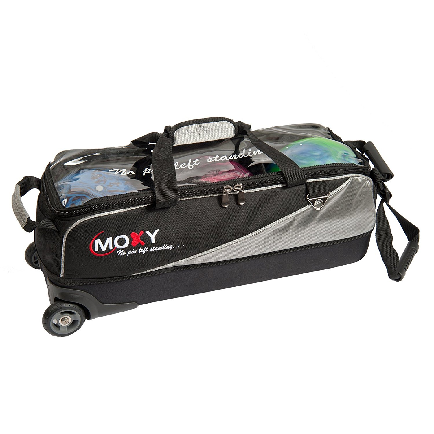 Moxy Slim Triple Roller Bowling Bag