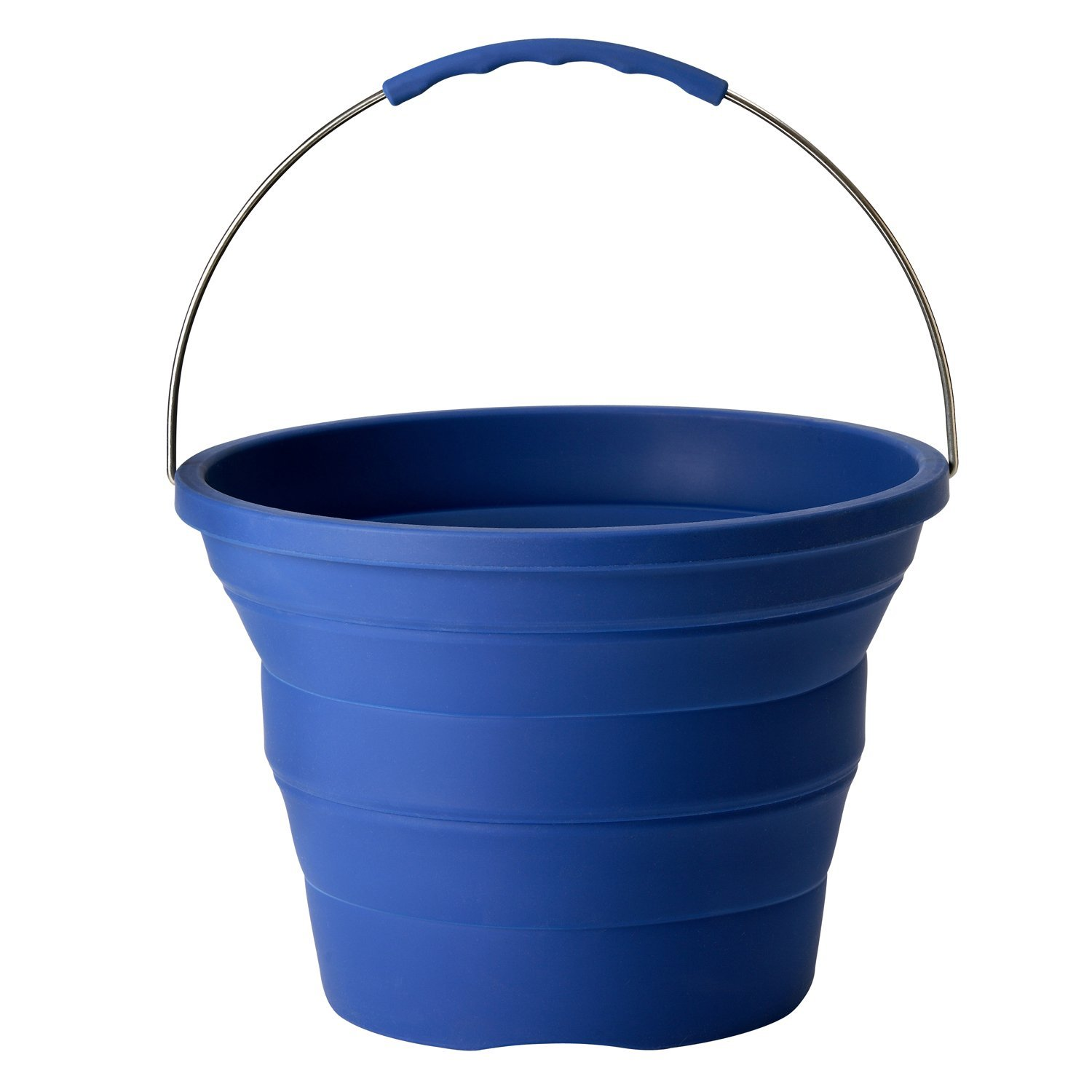Infusion Living Silicone Collapsible Bucket