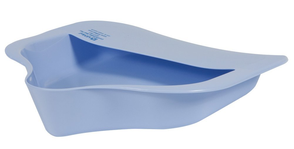 AliMed Comfortable Anti-Spill Bedpan