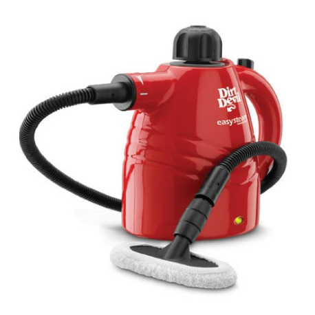 Dirt Devil Easy Steam Handheld Steamer