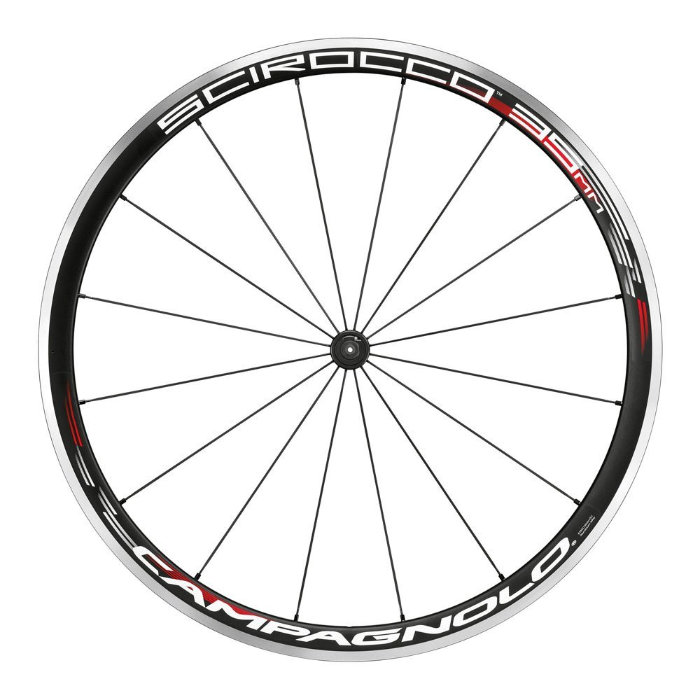 Campagnolo Scirocco H35 Bike Wheel