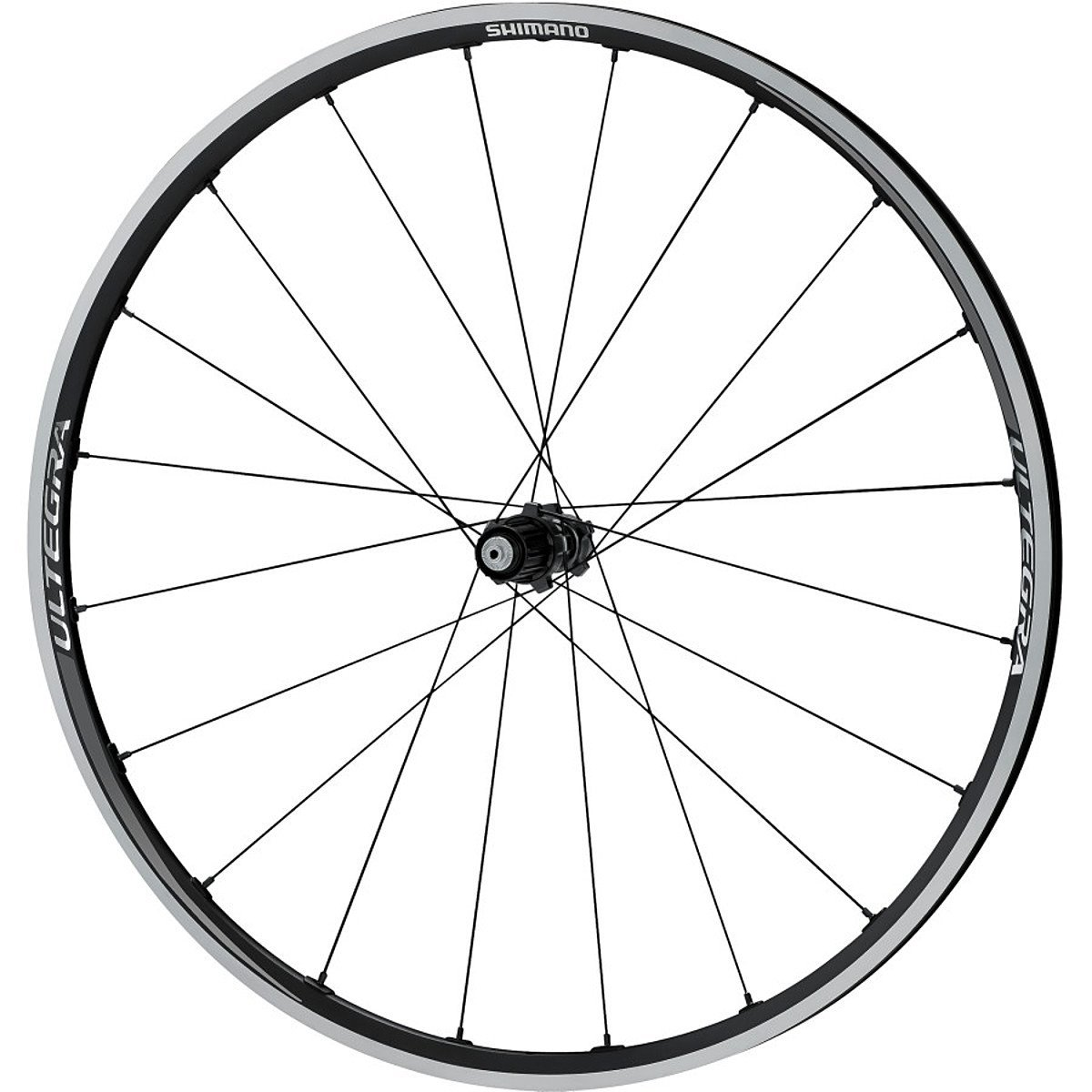 Shimano Ultegra Bike Clincher Road Wheelset with A Wide Flange For Increased Stability – 23mm Wheel Depth