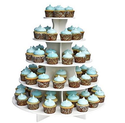 The Smart Baker PRO Round Cupcake Stand