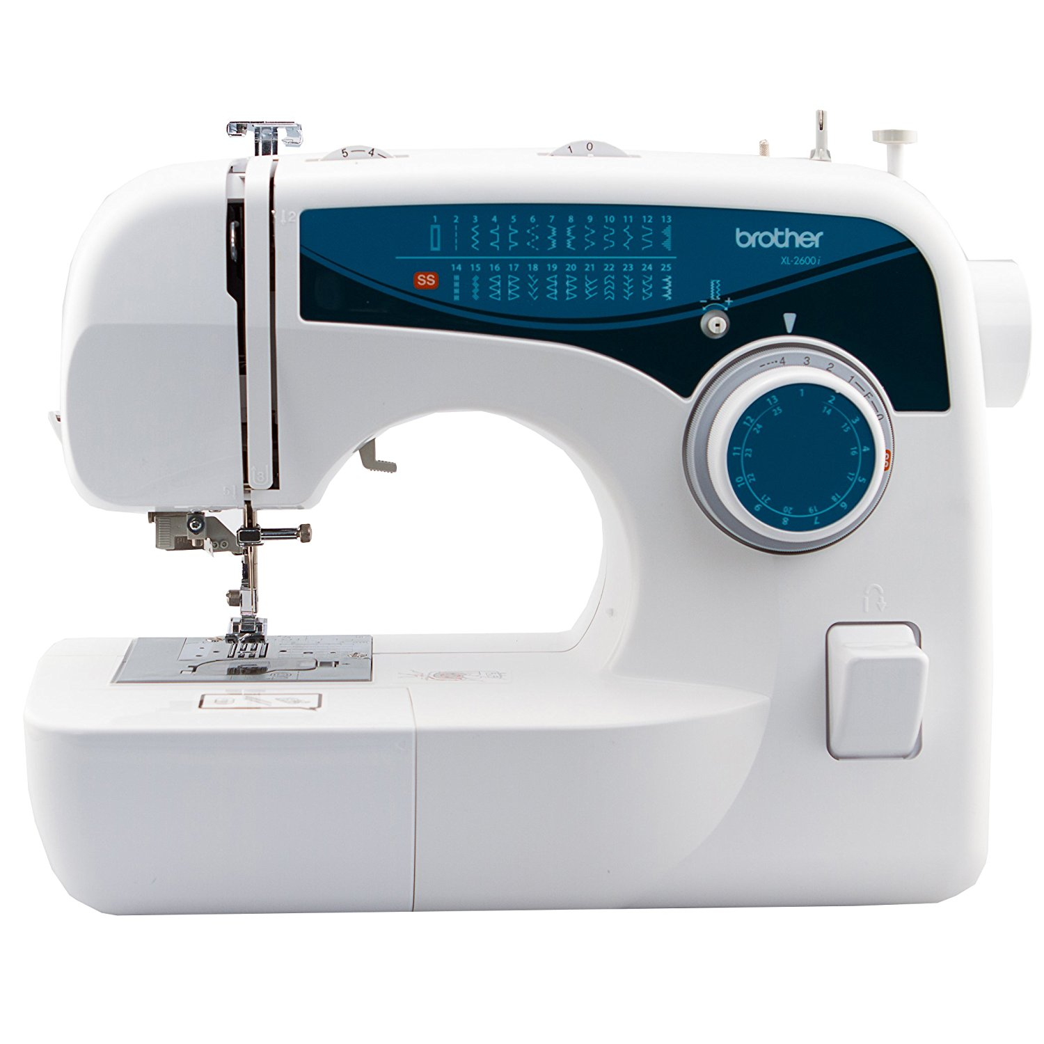 Brother 25-Stitch Free-Arm Mini Sewing Machine – Also Available with a Carrying Case