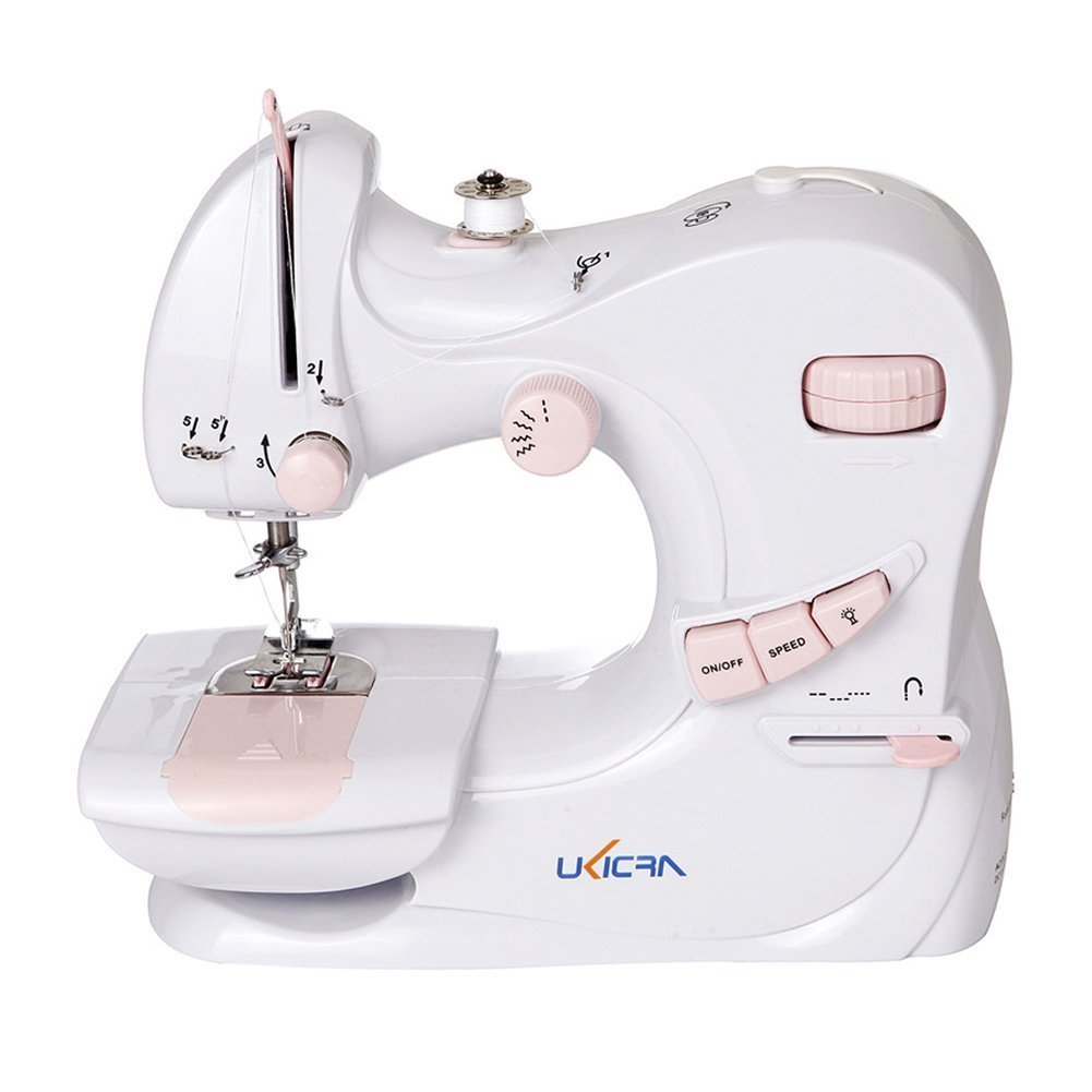Ukicra Miniature Multi-Functional C Sewing Machine