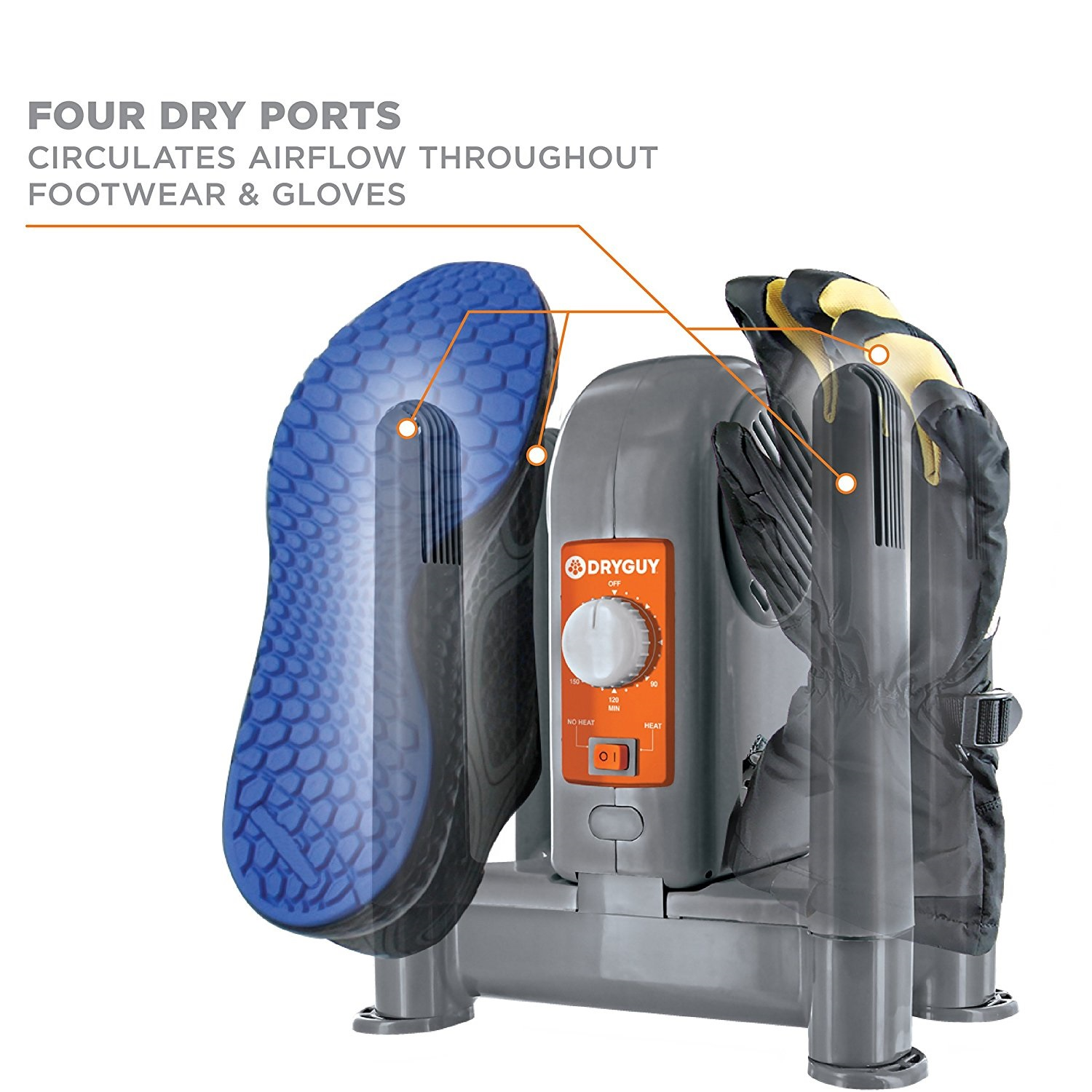 DryGuy Forced Air Boot Dryer