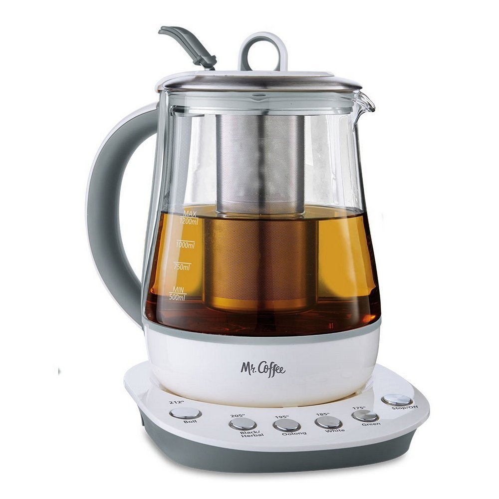 Mr. Coffee® Hot Tea Maker and Kettle