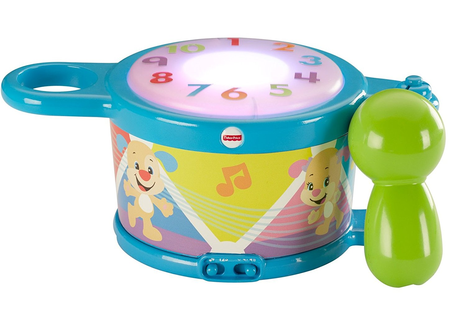 Fisher-Price Tap & Teach Drum