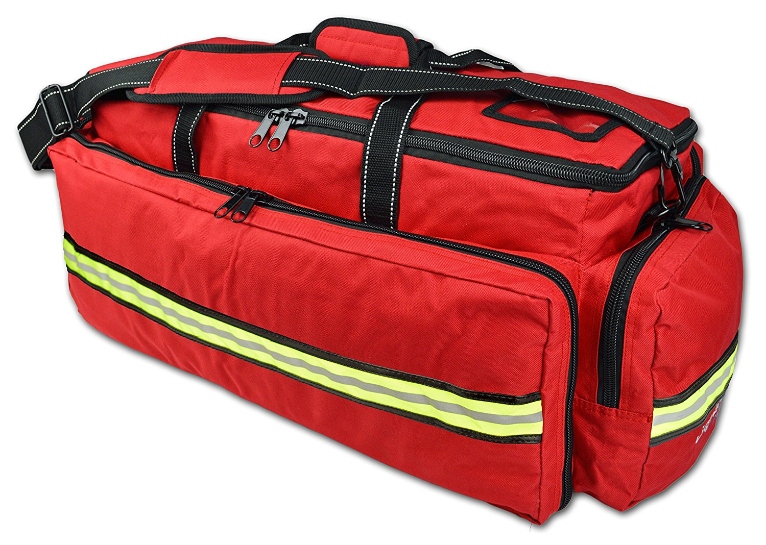 Lightning X Products Jumbo Medic First Responder EMT/EMS Stocked Trauma Kit - Available in 2 Colors