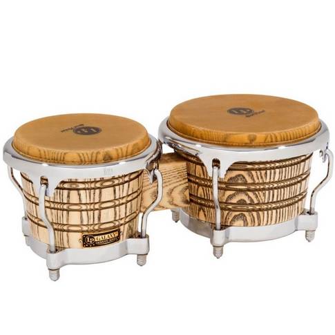 Latin Percussion Giovanni Signature Bongos