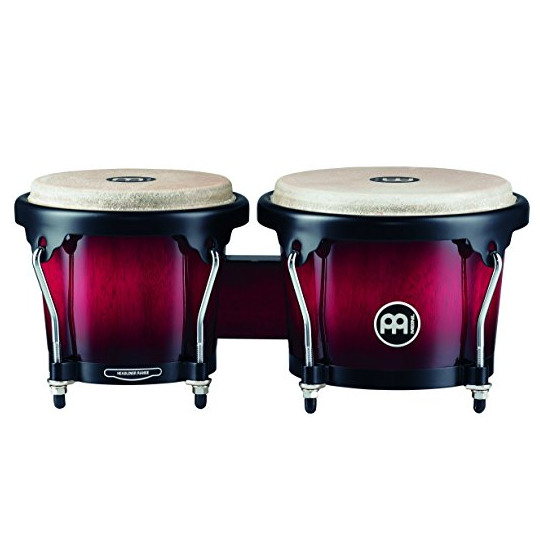 Meinl Percussion Journey Series ABS Plastic Bongos — Available in Several Colors